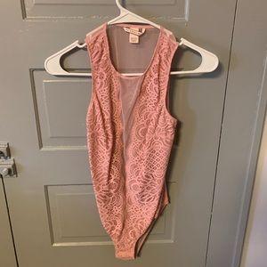VS lingerie bodysuit